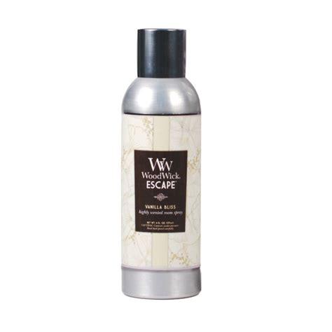Room Fragrance vanilla bliss room fragrance spray woodwick escape 6oz 177ml