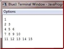 triangle pattern in java using for loop java program to print star pyramid patterns
