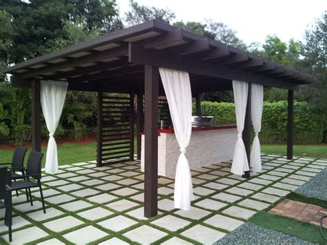 pergolas of miami by jml woodworks home