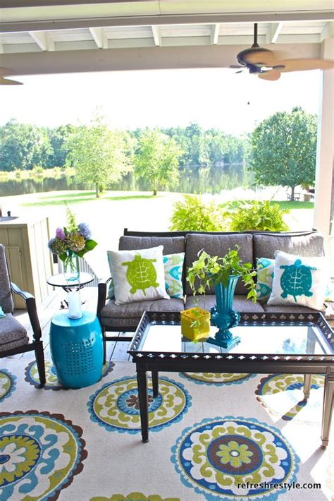 decorating cents summer patio ideas