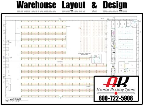 layout of warehouse warehouse space planning design video blog 3 ak