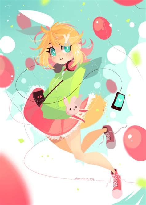 Kagamine Rin Triangles 17 best images about vocaloid on so kawaii
