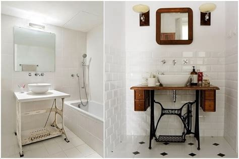 7 creative ideas for bathroom vanities page 2