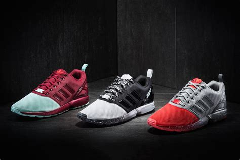 adidas originals new year 2015 more miadidas customization options on the zx flux arrive