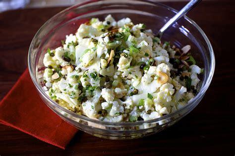 Smitten Kitchen Cauliflower by Cauliflower Slaw Smitten Kitchen