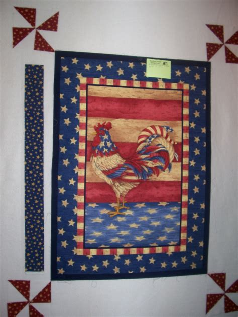 Rooster Quilts by 1000 Images About Quilts Chickens And Rooster Wall