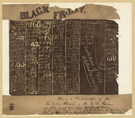 black friday september 24 1869 us grant warrior black friday 1869 wikipedia