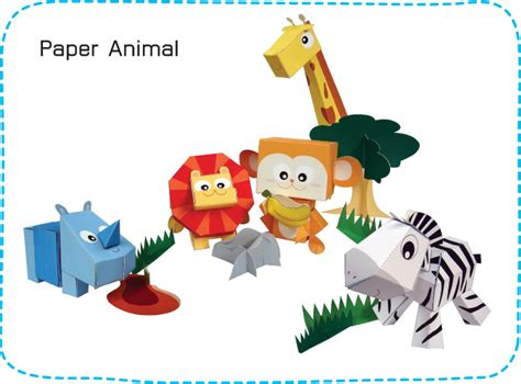 Toys With Paper - paper innovative designer