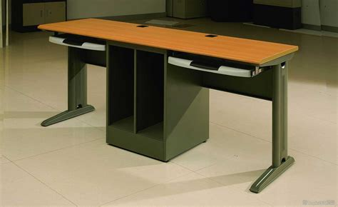dual computer desk design office furniture