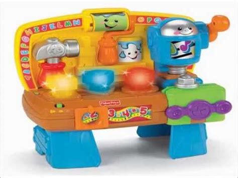 fisher price work bench fisher price laugh learn learning workbench uk only