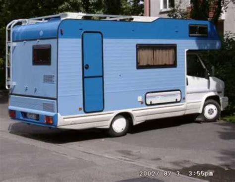 Wohnmobil Mit Rolle Lackieren adriatik adria 550 d blaues womo wohnmobil aquamobil