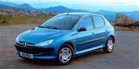 car peugeot 206 peugeot 206 review confused com