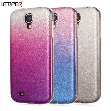 Silikon Samsung S4 for samsung s4 silicon glitter phone cover for