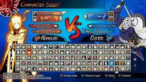 mod game naruto shippuden ultimate ninja storm 3 naruto shippuden ultimate ninja storm 3 narutogt it