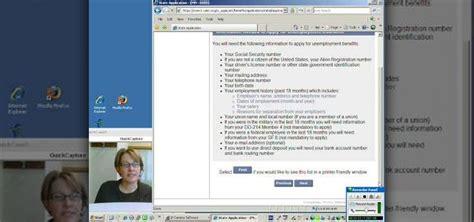 claim form edd claim form questions