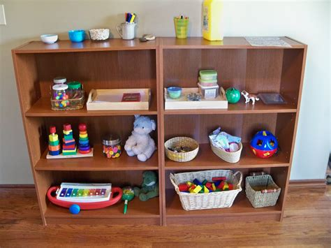 On A Shelf by 7 Cheap And Awesome Items To Add To Your Toddler S Shelf