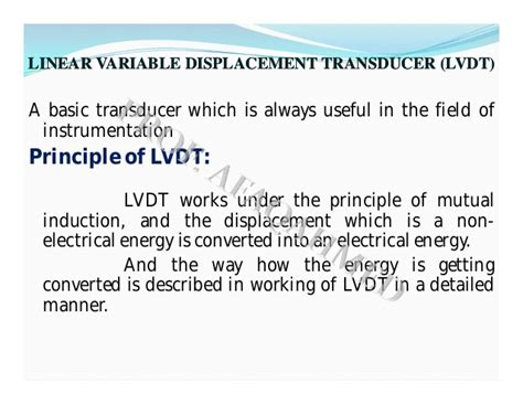 principle of inductor principle of variable inductance 28 images midea induction cooker displacement measurement