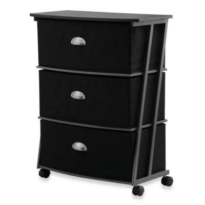Drawer Storage Cart by Buy Storage Cart With Drawers From Bed Bath Beyond