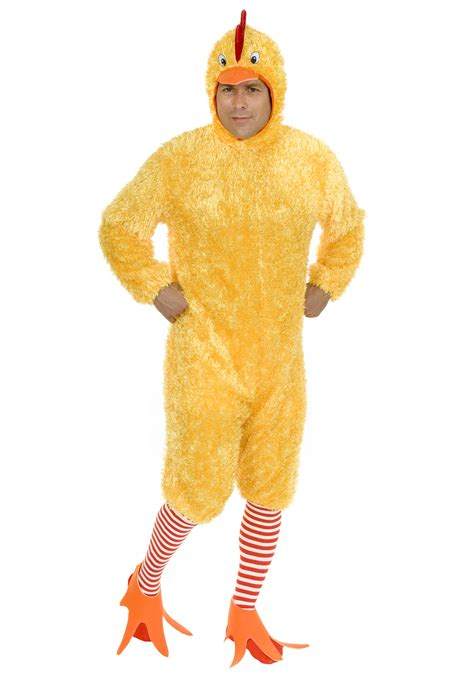 chicken costume plus size funky chicken costume