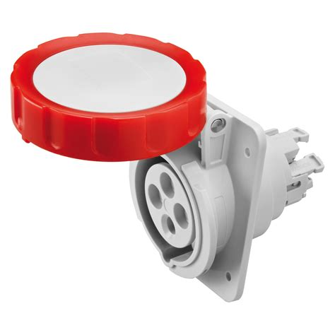 Mobile Mounting Socket 32a 2p socket outlet gw62231fh gewiss