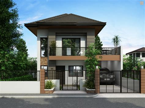 2 storey house design ordinary storey houses design amazing
