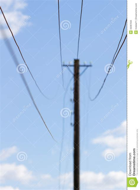 electricity wires royalty free stock image image 33287556
