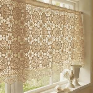 Crochet Cafe Curtains 1000 Ideas About Cortinas Crochet On Crochet Curtains Filet Crochet And Crocheting