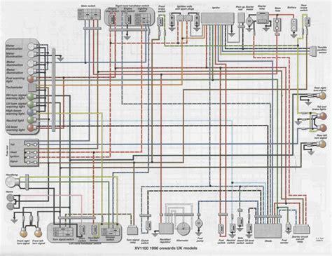 xv700 wiring diagram xv700 get free image about wiring
