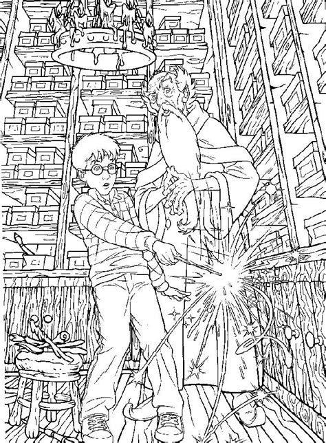 harry potter jumbo coloring book coloring page harry potter n harry potter