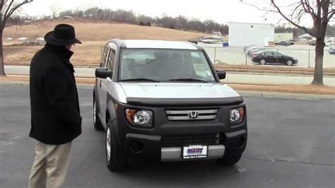 Used Honda Element For Sale by Used 2008 Honda Element Lx For Sale At Honda Cars Of