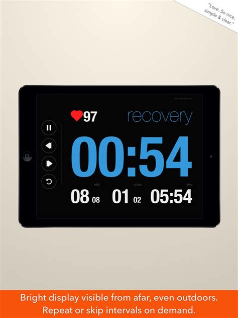 best tabata timer app tabata stopwatch pro tabata timer and hiit timer apppicker