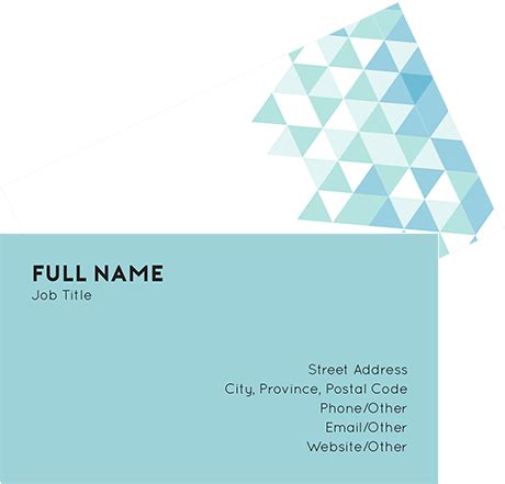 business card template two addresses business card paper dar alayam