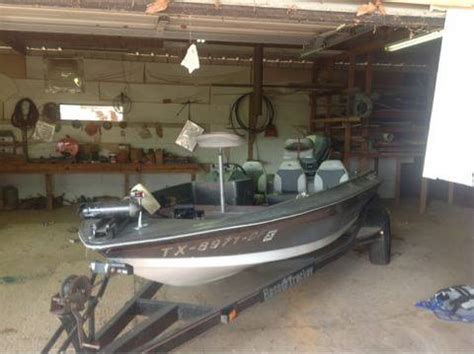 bass tracker boats for sale in east texas 1985 bass tracker for sale