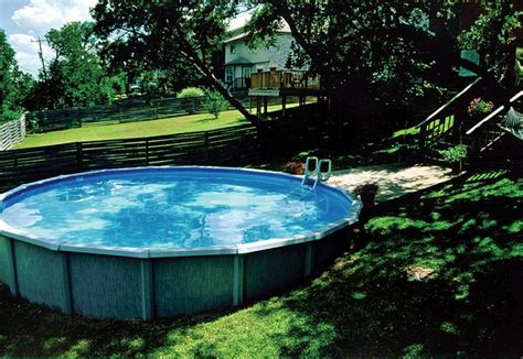 where to put a pool in your backyard above ground pool in sloped backyard ground pools and