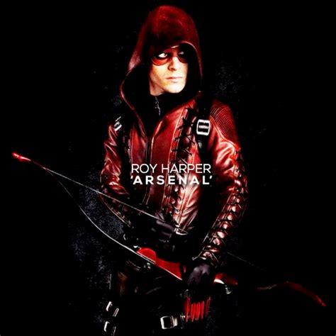arsenal arrow green arrow season 3 red arrow roy harper cosplay costume