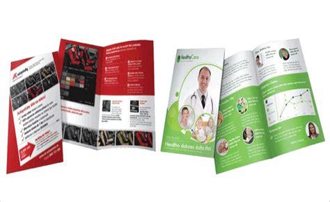 Bi Fold Paper - corporate bi fold brochure printing as lowest rates