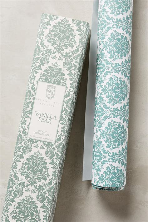 caswell massey scented drawer liners anthropologie