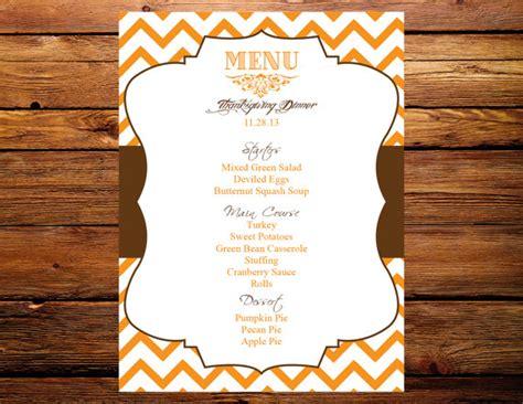 printable thanksgiving menu cards printable blank menu cards for thanksgiving happy easter