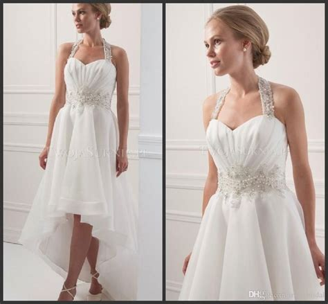 Halter Neck Wedding Dress by Wedding Dresses 2015 Custom Made Charming Halter