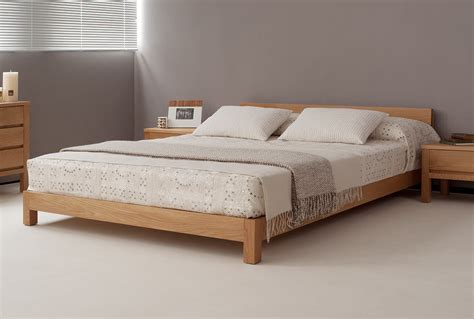 King Size Bed Frame Wood Solid Wood Bed Frame King Size Med Home Design