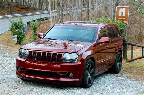 Custom Jeep Srt8 2007 Jeep Srt8 6 1l V8 Hemi 4wd Loaded 27 000 100691360