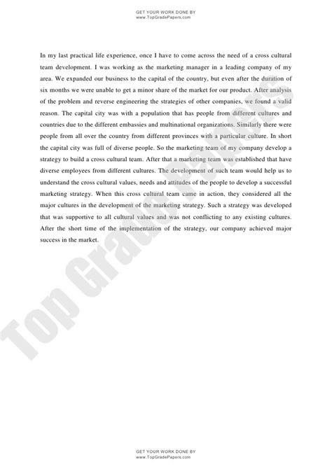 Essay About Self Identity by Academic Essay Cultural Self Awareness And Cross Cultural Team Buil