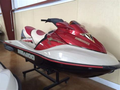 2002 Seadoo Gtx Boats For Sale