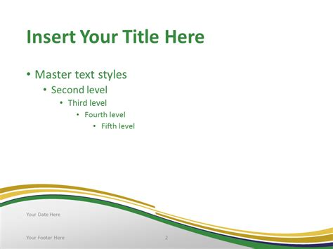 powerpoint layout title and content brazil flag powerpoint template presentationgo com