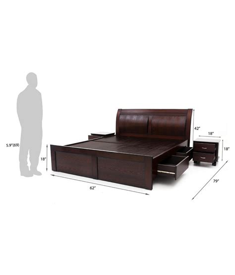 King Size Recliner by Bed Bedsides Price List In India 11 08 2017 Buy Bed Bedsides Indiashopps