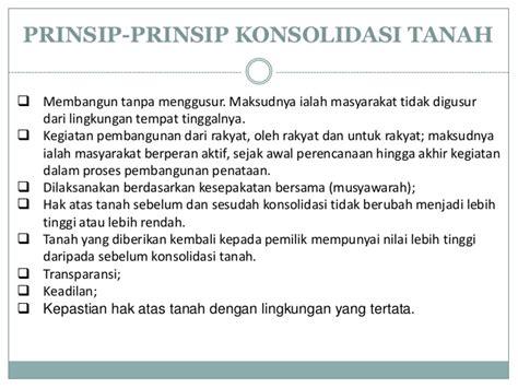 Buku Implementasi Prinsip Kepentingan Umum Dalam Pengadaan Tanah Untu hukum agraria konsolidasi tanah
