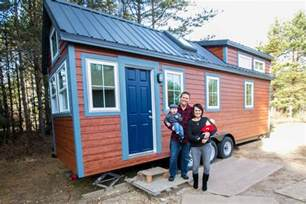 living single this tiny house might be for you this family sold their big house to live tiny tiny house