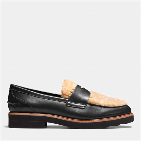 coach loafers coach loafers black 28 images coach kimmie leather