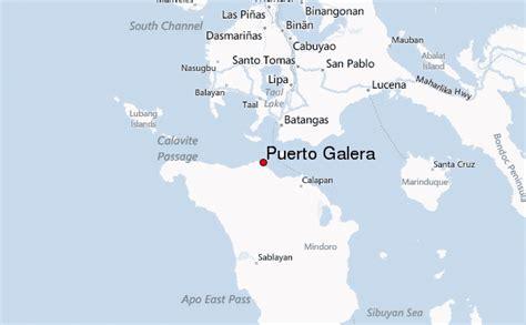 puerto galera weather forecast