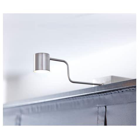 Urshult Led Cabinet Lighting Nickel Plated Ikea Ikea Cabinet Light